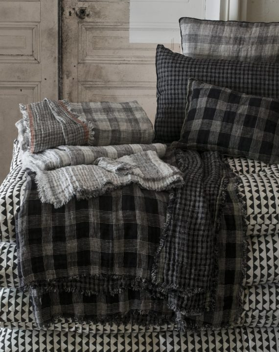 Plaid Inverness Le Monde Sauvage