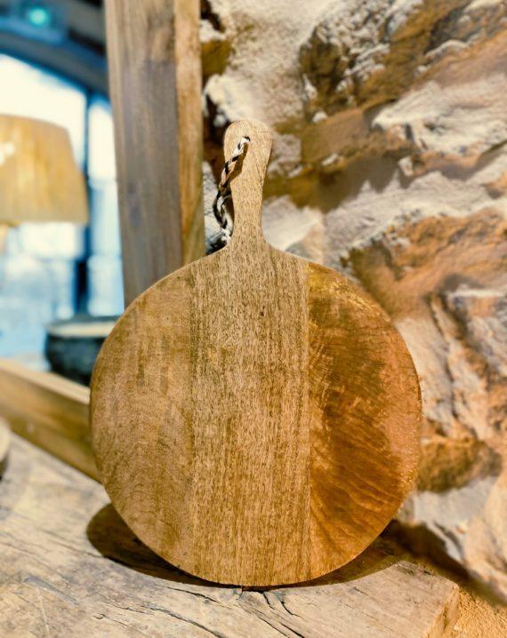 Planche en bois de manguier
