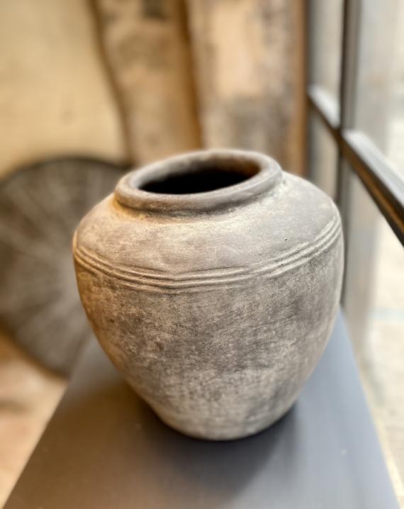 Vase en béton
